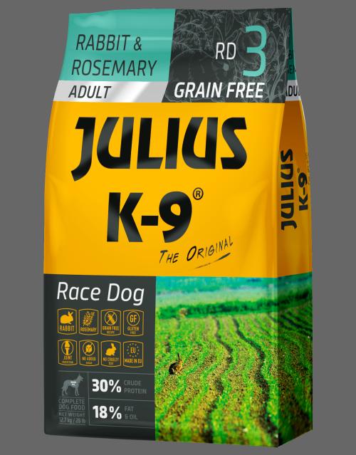 Julius K-9 Rabbit Rosemary Dog Dry Food
